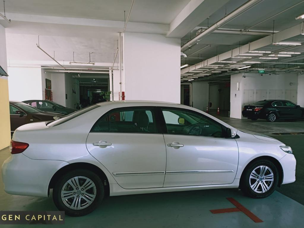 TOYOTA ALTIS FOR RENT !! SAVE FUEL WHY NOT ? CONTACT US NOW~