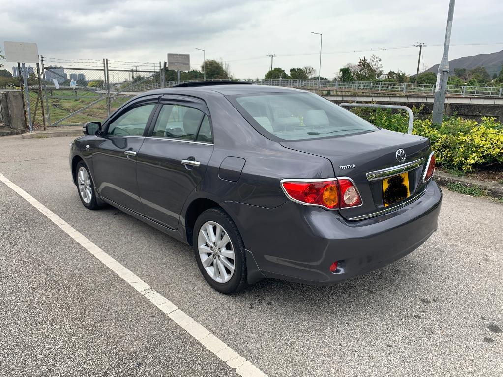 Toyota Corolla Gli Deluxe Auto