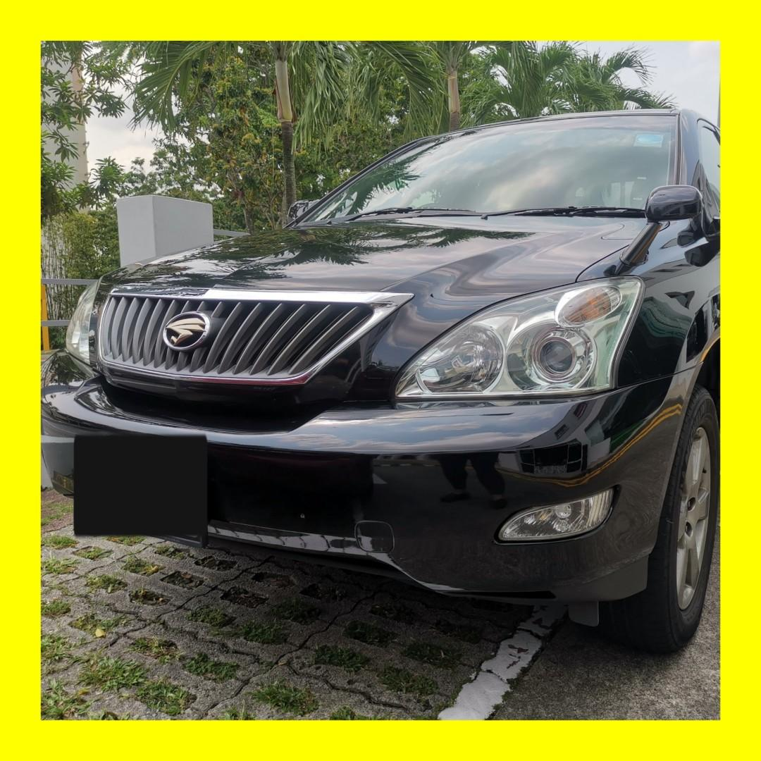 Toyota Harrier 2.4 G (A)