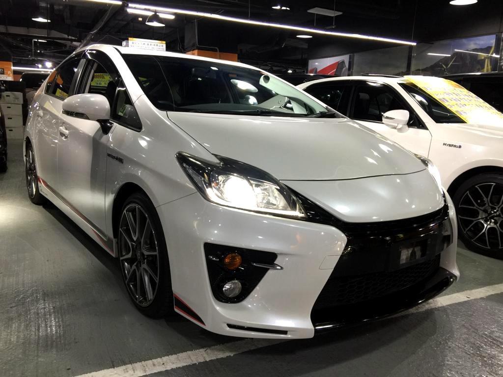 Toyota Prius 正G's 版 Auto