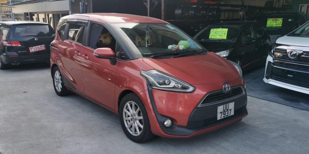 Toyota Sienta 1.5 G (A)