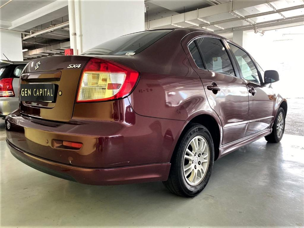 TOYOTA SX4 FOR RENT !! GOOD THINGS MUST SHARE THEY SAID !