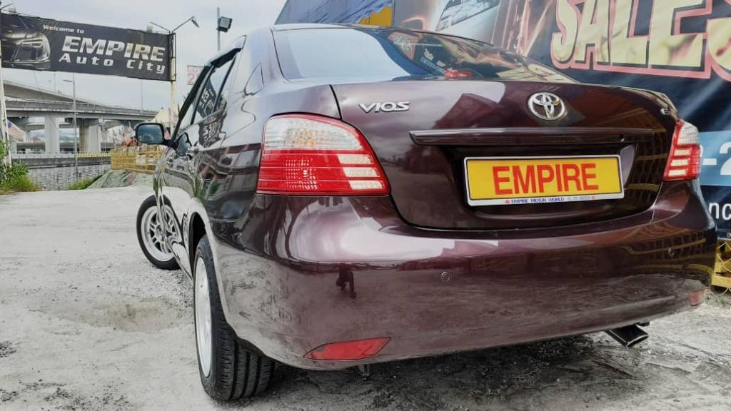 TOYOTA VIOS 1.5 (A) VVT-I SEDAN MODEL NCP 30 !! PREMIUM G-LIMITED EDITION NEW FACELIFT !! PREMIUM HIGH SPECS !! ( WXX 5558 ) 1 CAREFUL OWNER !!