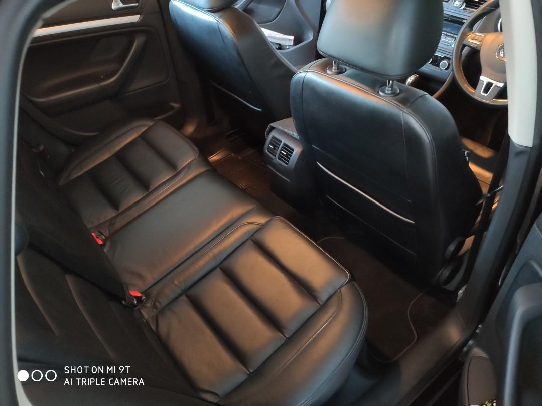Volkswagen Golf Variant 1.4 Comfortline TSI DSG Auto