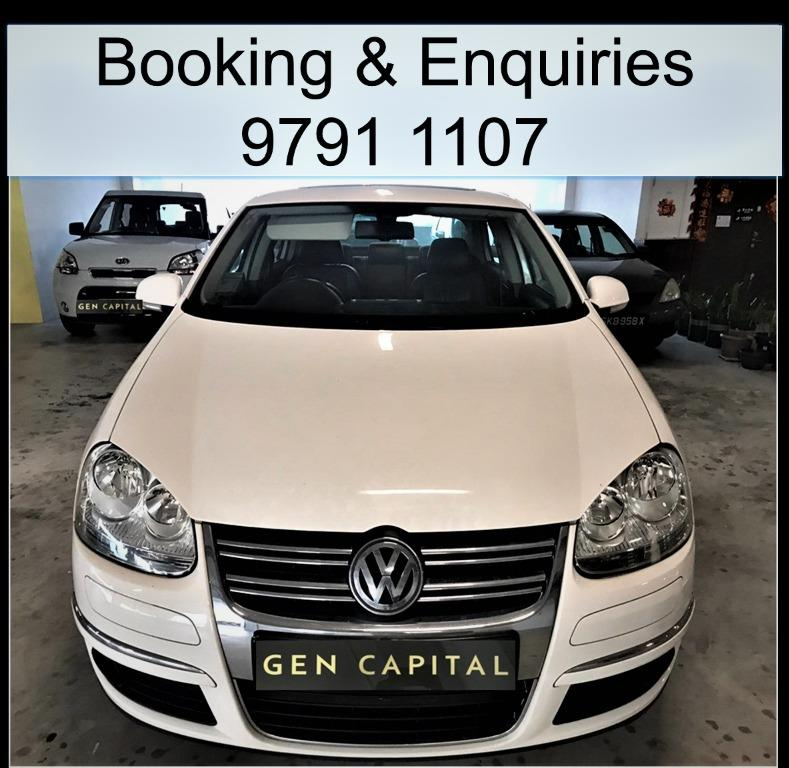 VOLKSWAGEN JETTA !!! RENT WITH US NOW!! PHV/PERSONAL ARE WELCOME ~