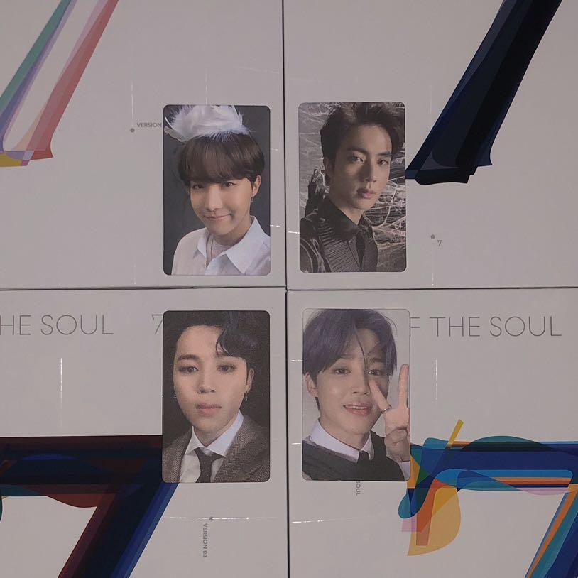 [WTS] BTS MAP OF THE SOUL: 7 (MOTS 7) ALBUM PHOTOCARD