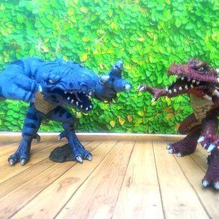 action figure dyno Toys Freak abandon rare