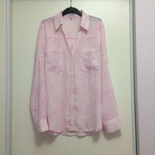 Express Classic Portofino Shirt (Size Medium)