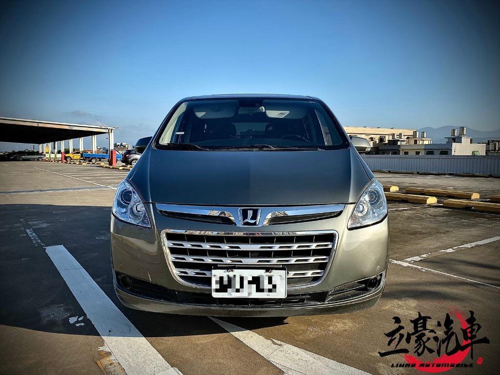小婕嚴選好車~09年 納智婕 M7