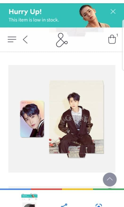 10 SLOTS ONLY‼‼‼‼ NCT127 NEO ZONE HOLOGRAM PHOTOCARDS