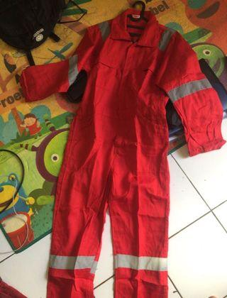coverall wearpack size XL