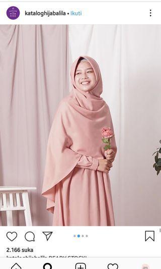 Preloved Hari Pet Khimar by Hijab Alila