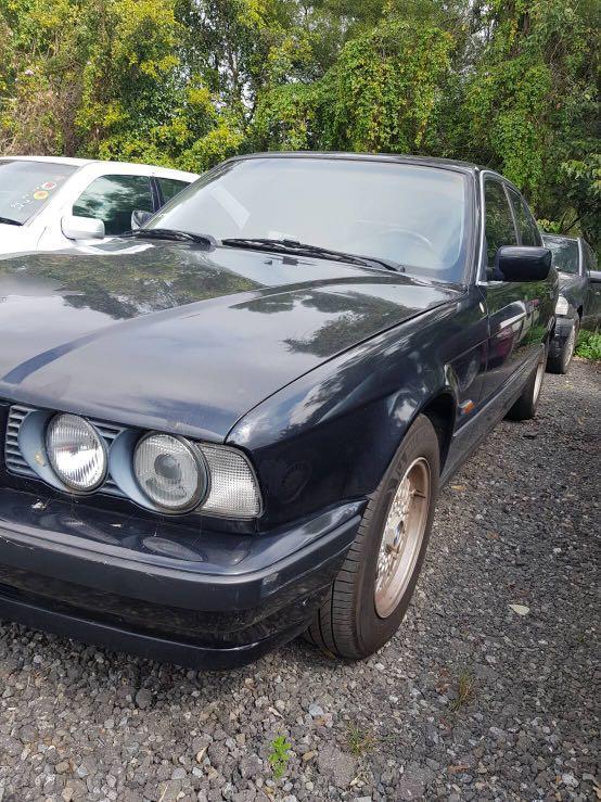 1994 bmw 520i 可開 可驗車 便宜又可當子車