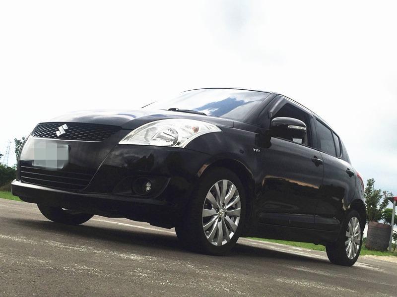 2006/Suzuki/Swift/1.4cc/黑