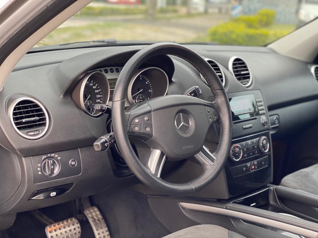 2007 總代理 M-Benz M-Class ML350 4MATIC