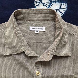Urban Research Long Shirt