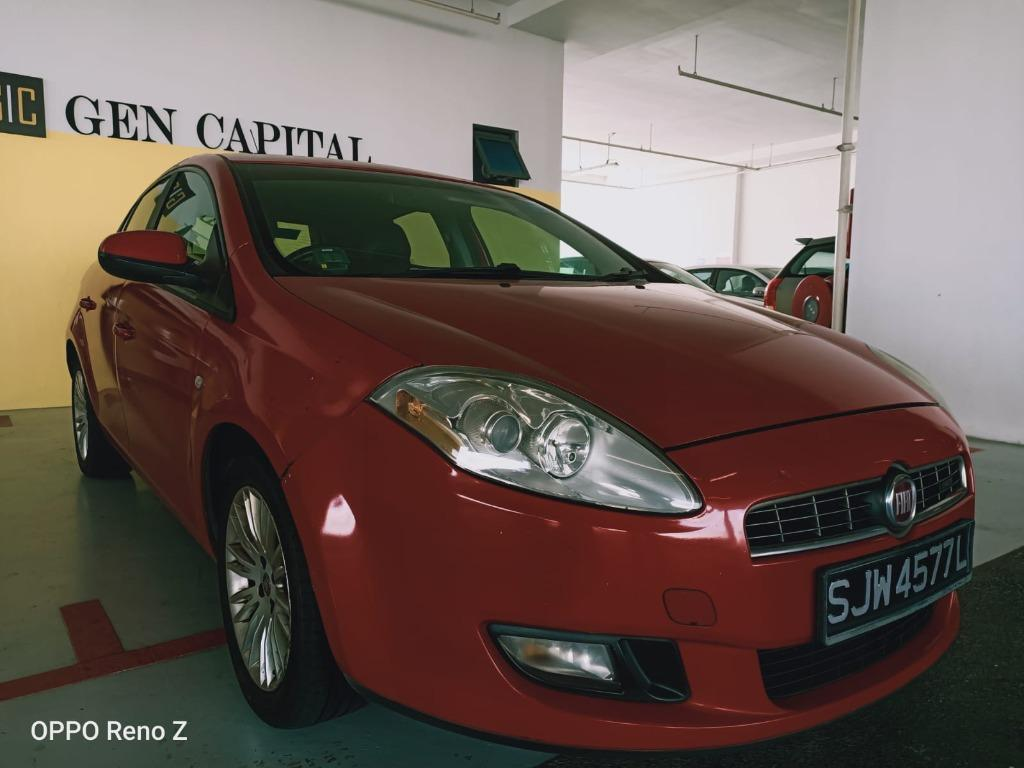 48/DAY! FIAT FOR RENT! CONTACT ME FOR MORE ENQUIRIES~