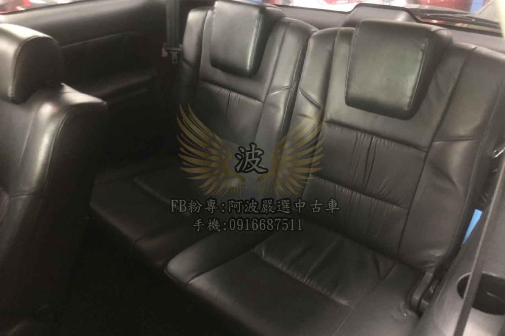 強力貸款 讓你開回家 WISH 七人座 適合做計程車 雙天窗 電動椅 電摺後視鏡