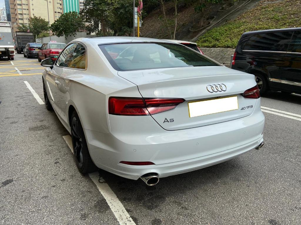 Audi A5  2.0T coupe 40 TFSI Auto