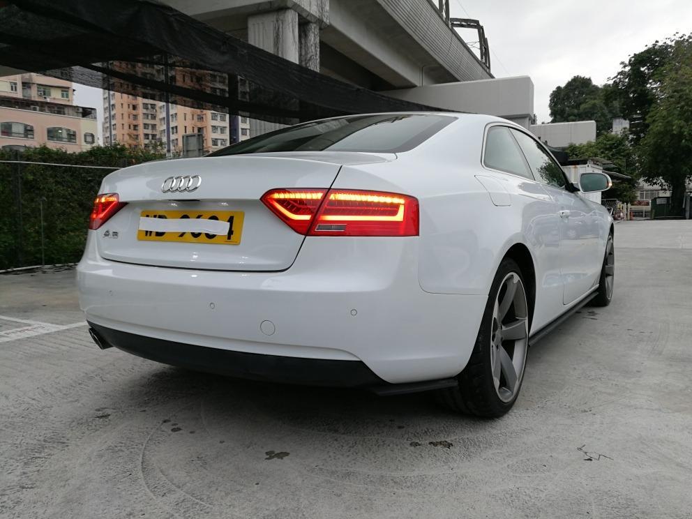 Audi A5 Cabriolet 2.0 TFSI S tronic (A)