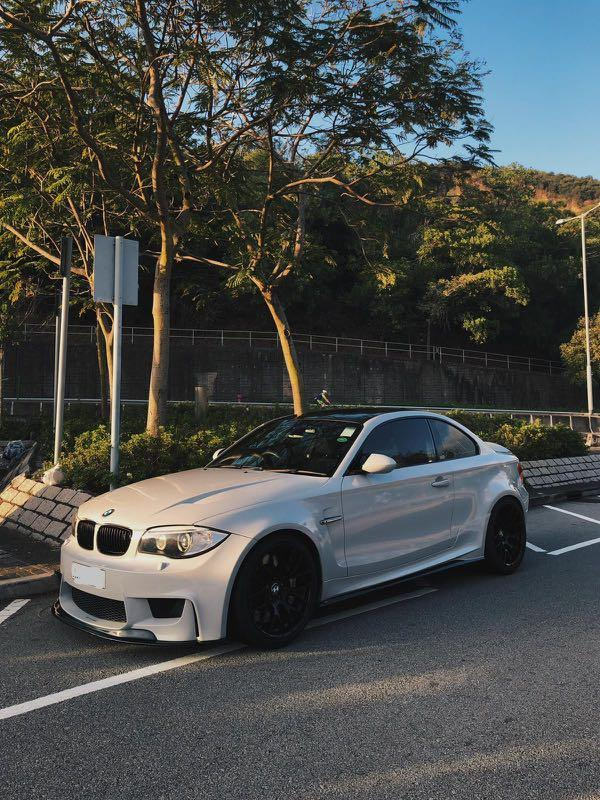 BMW 1 M BMW 1M coupe limited edition  Manual