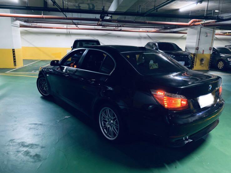 純自售BMW 525i e60