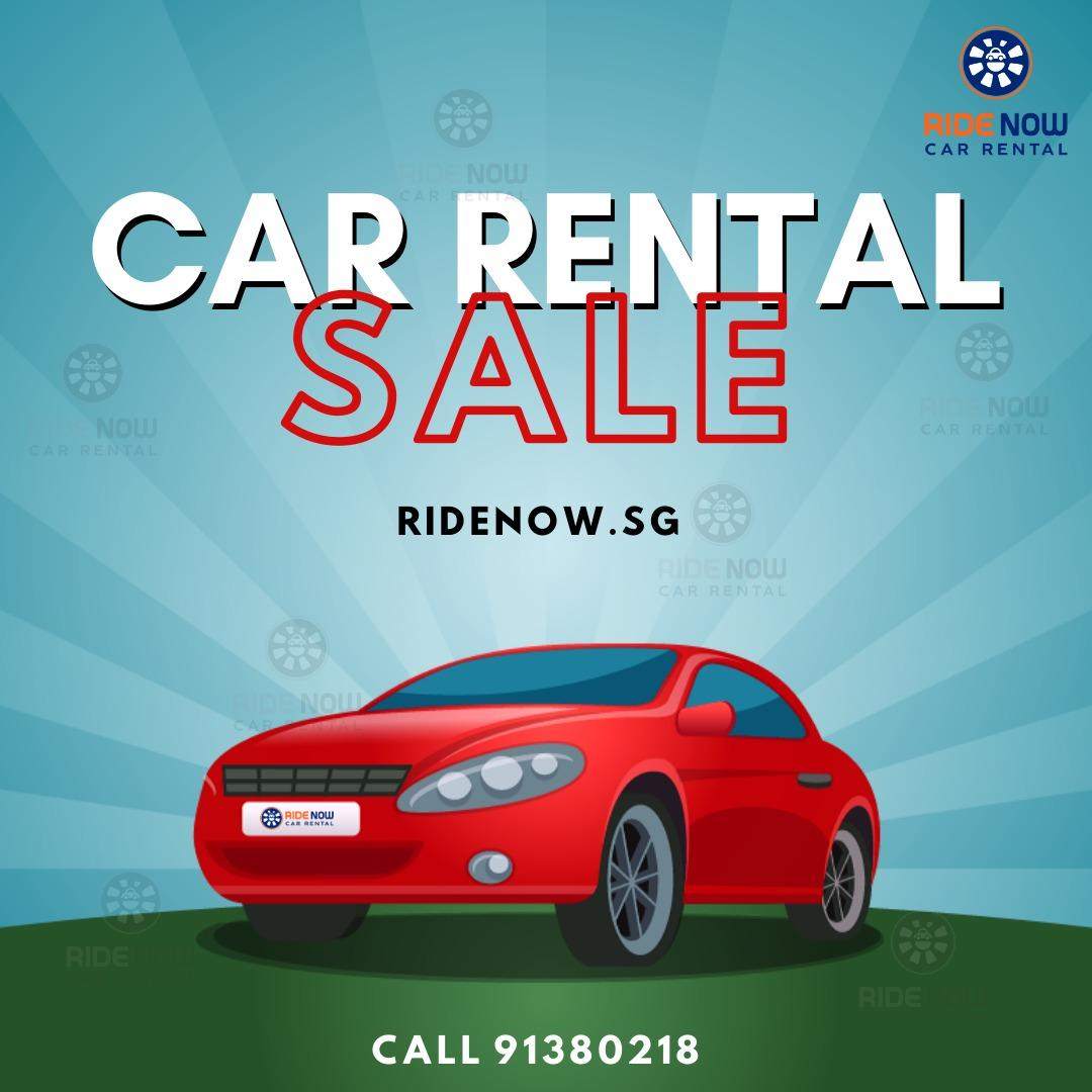 Car Rental for your every need Ride Now Car Rental