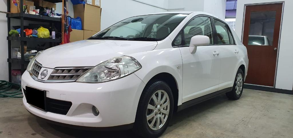 Cheapest!!! Nissan Latio 1.5A - Grab / Go-Jek / Personal Usage Rental