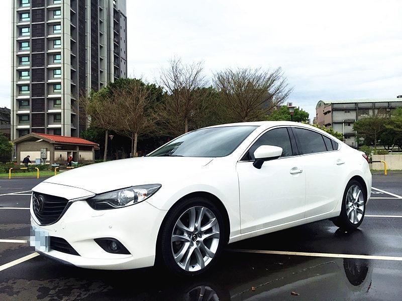 FB搜尋:唐老大.二手車庫 Mazda 6 2013款柴油 手自排 2.2L