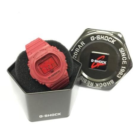 G SHOCK 5635 5035 6900 KING REDOUT GShock Merah RED OUT SERIES 35th Anniversary