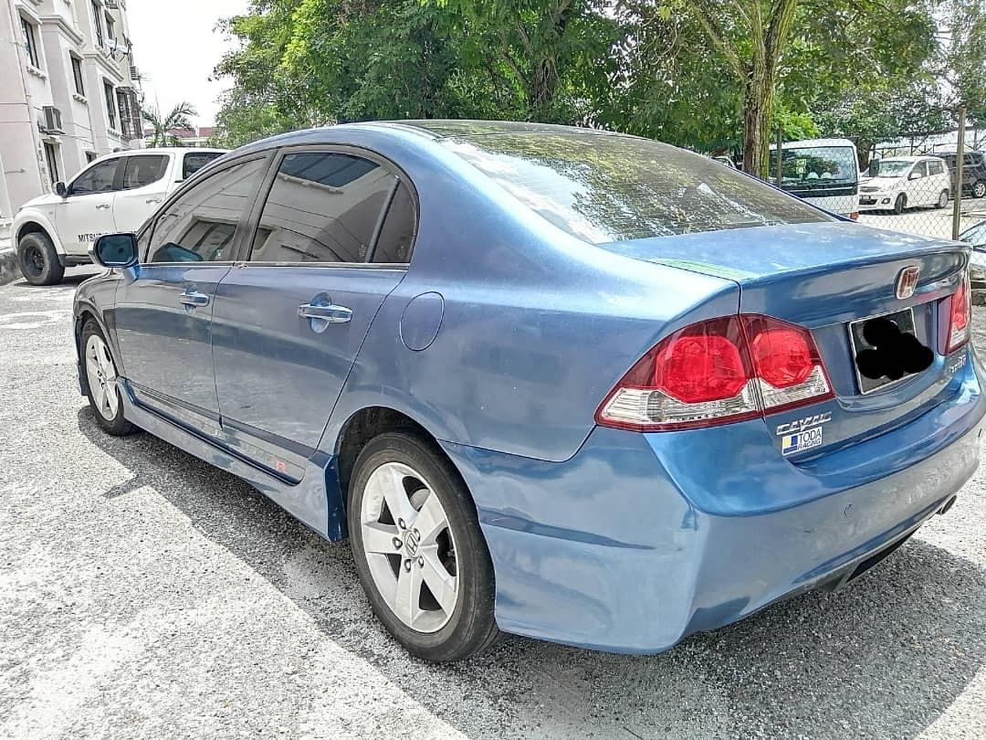 honda fd 1.8 (SG CAR COMPLETE DOCUMENT, HALAL UNTUK GUNA DI ATAS JALAN RAYA MALAYSIA)