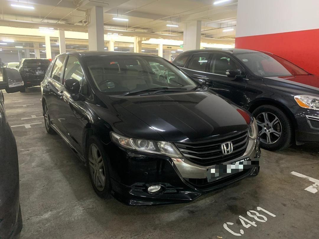 honda odc rb3 ( SG CAR, COMPLETE DOCUMENT, HALAL DI ATAS JALAN RAYA MALAYSIA)