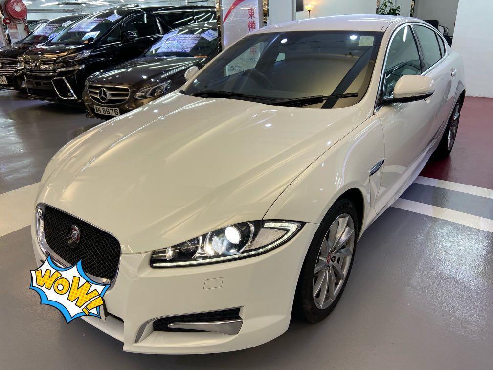 Jaguar XF 2.0 R-Sport (A)