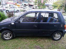 Kancil automatic , engine 660 running , body original cat tayer 4 new,rotek new 2021, Grant original ready