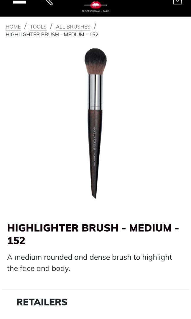 Makeup Forever 8pcs brushes * $367 VALUE YOURS FOR $150 *