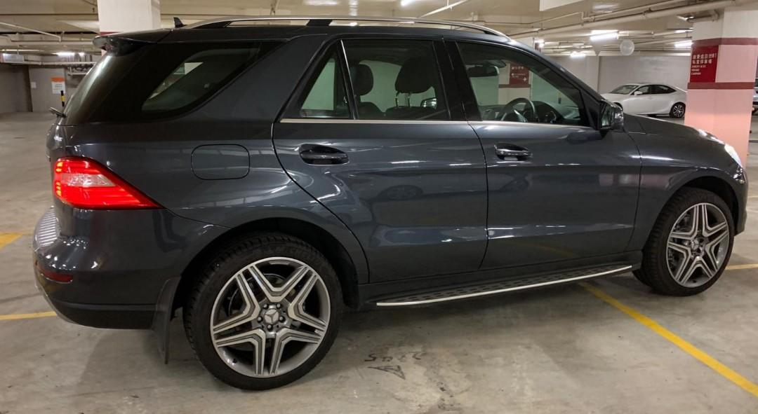 Mercedes-Benz 2014 Benz ML400 AMG 2014 Benz ML400 AMG Auto