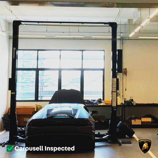 Pre-Purchase Inspection for Pre-Owned Lamborghini cars