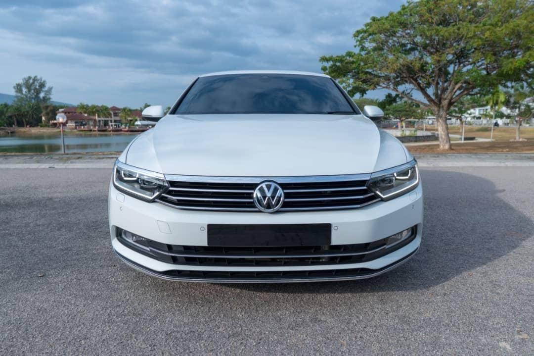 SEWA BELI BERDEPOSIT>>VW PASSAT 2.0 S-LINE TURBO 2019