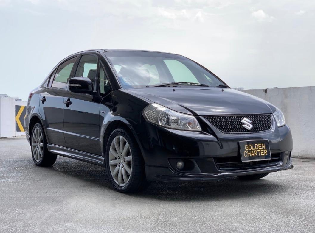 Suzuki SX 4 For Rent! Gojek | Grab | Personal | PHV
