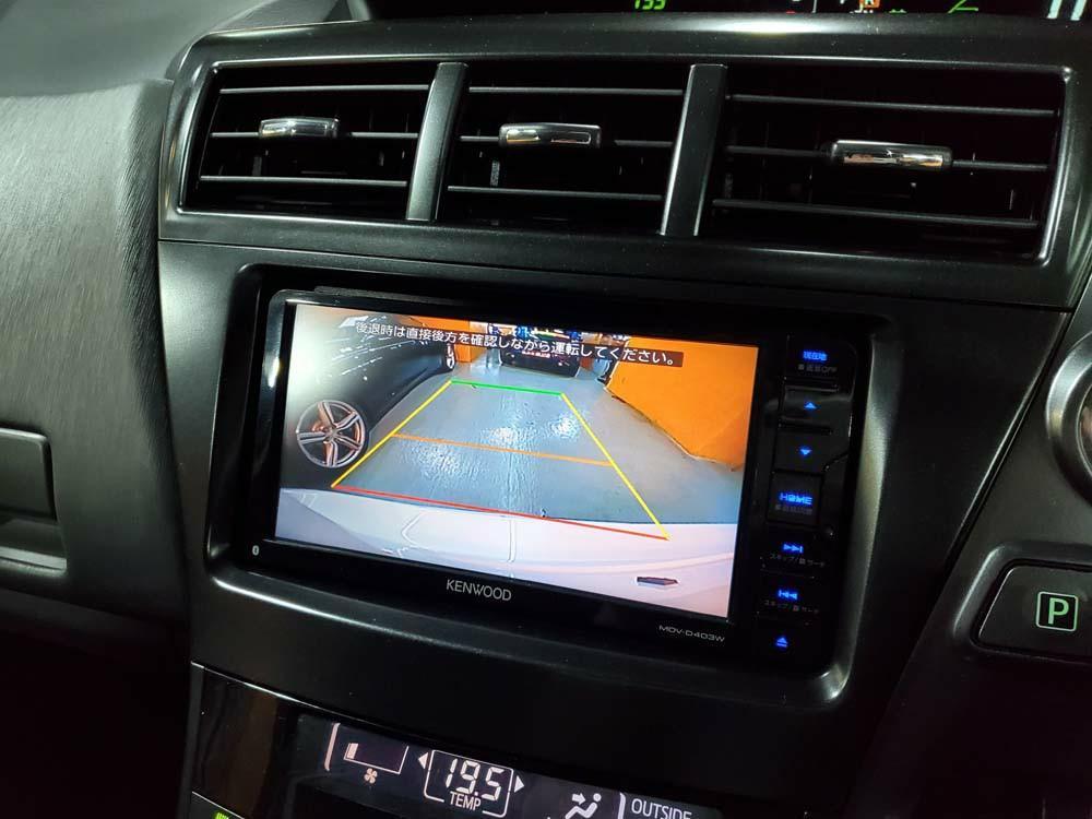 Toyota Prius V 7 Seats G Version Auto