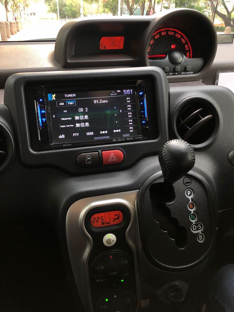 Toyota Spade XP140 Auto