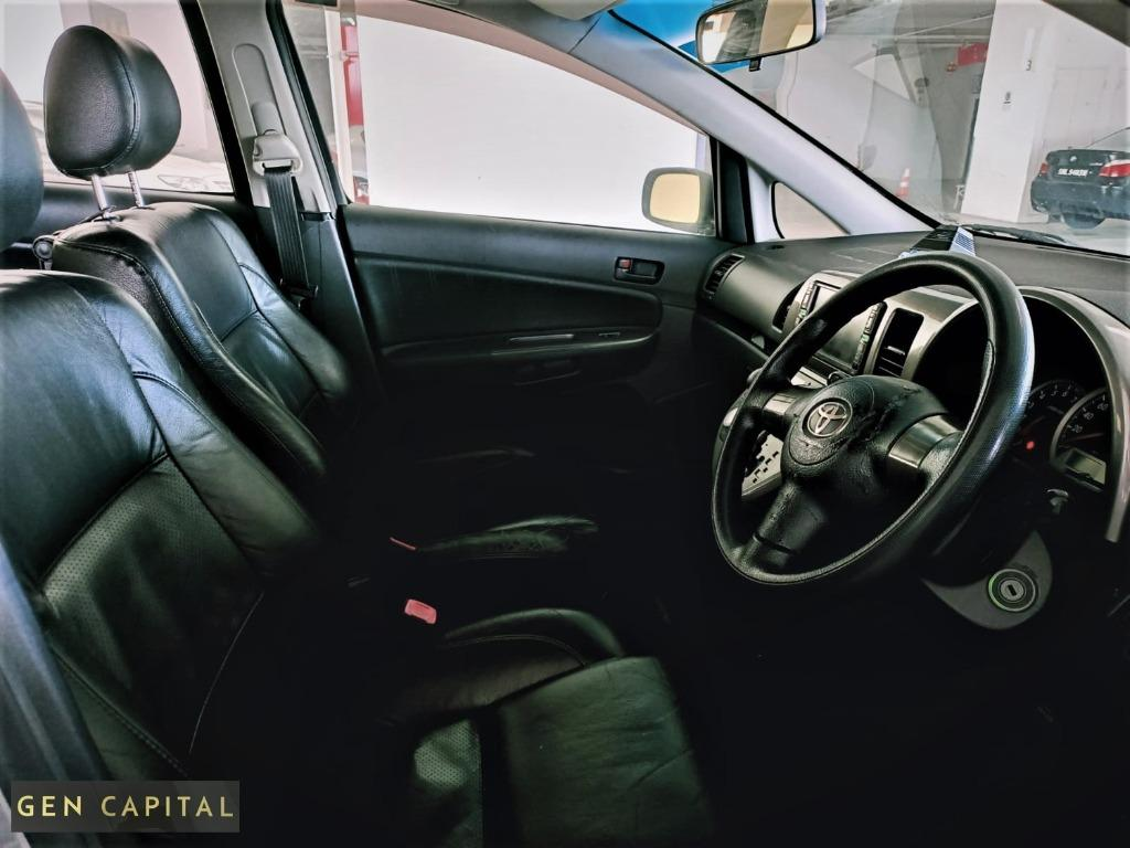 TOYOTA WISH FOR RENT AT A LOWER RATES!!SAVE HEADACHES!SAVE MONEY!SAVE PROBLEMS!