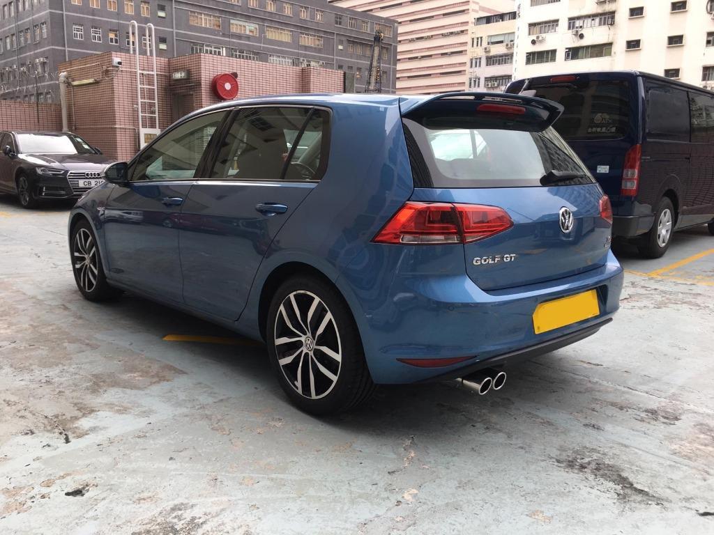 Volkswagen Golf 1.4 GT MK7 2013 Auto