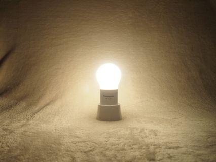 日本購回 Panasonic 電燈 檯燈 露營燈 夜燈 小夜燈 調光球 sharp 無印良品 手電筒