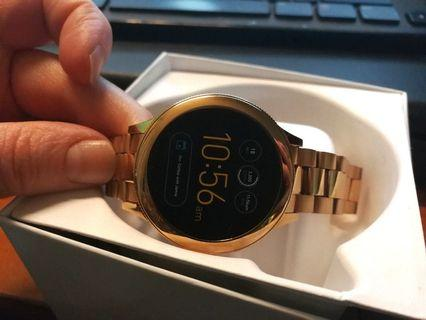 Fossil Smart watch - Rosegold