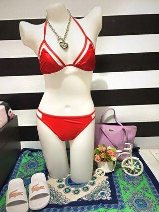 NEW ARRIVAL! RED 2-PIECE SET