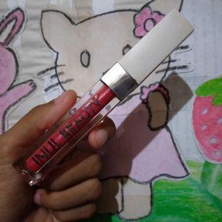Barter Inul Beauty Metallic Lip Cream   BARTER JIKA COCOK
