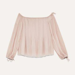 Wilfred Talence Blouse in Blush