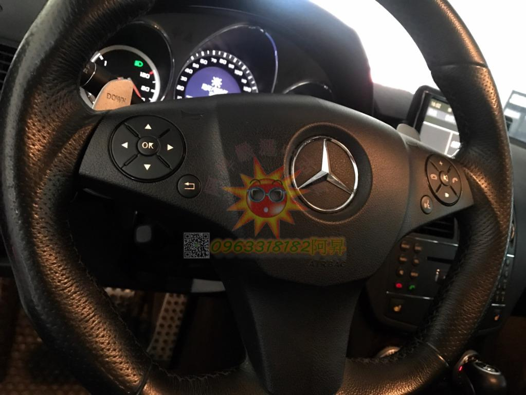 2008 BENZ W204 C63 正AMG