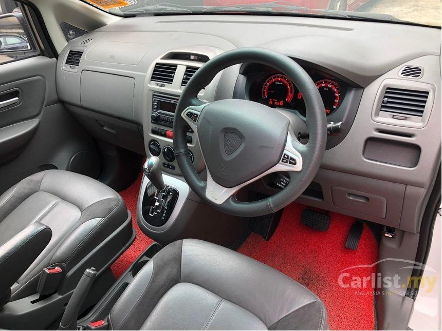 2009 Proton Exora 1.6 CPS H-Line (A) One Owner Leather Seat DVD Crystal White  http://wasap.my/601110315793/ExoraWhite2009